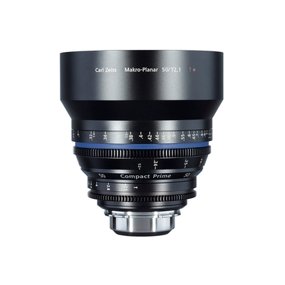 Carl Zeiss CP.2 50/T2.1 Macro PL Mount