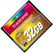 Transcend 1000x CompactFlash Ultimate 32GB