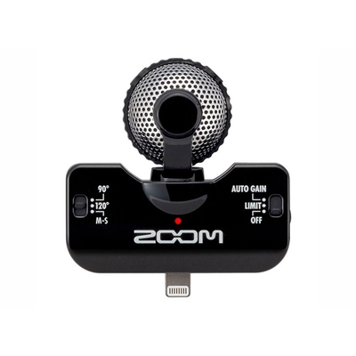 Микрофон Zoom iQ 5 Iphone Ipad